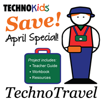 TechnoKids - Product Special!