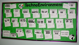 Authentic Audience and Technology Projects