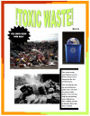 Environmental Poster about Toxic Waste