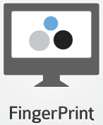 Fingerprint allows you to easily print from the iPad to your local printer.