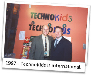 TechnoKids goes international