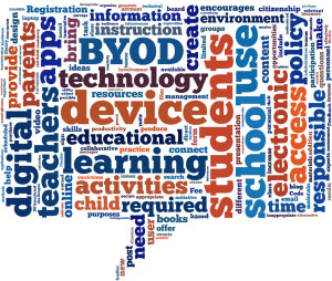 BYOD and school