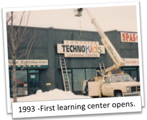First TechnoKids learning center