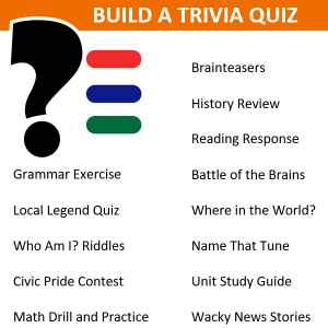 build a quiz using google forms