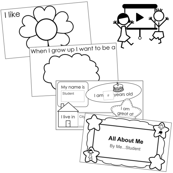 Create an All About Me Slideshow