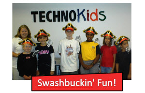 TECHNOPIRATE:  Have swashbucklin' fun!