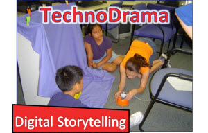 TECHNODRAMA: Windows Movie Maker Lesson Plans! From storyboards to the cutting room floor, teach digital storytelling with these easy lesson plans.