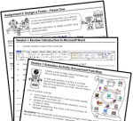 Free Monthly Lesson Plans Image
