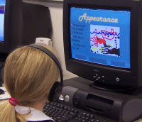 Students learn by completing computer based projects when technology is integrated into curriculum.