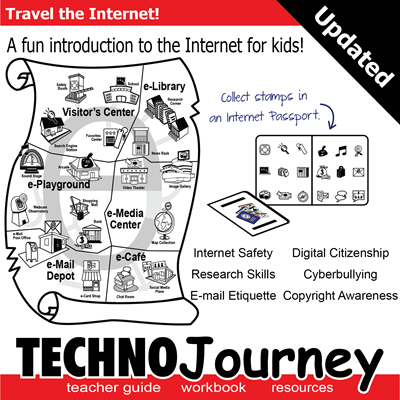 TechnoJourney internet activities