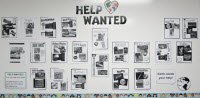 Environmental Bulletin Board - Help Wanted