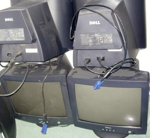 Disposing of Old CRT Monitors