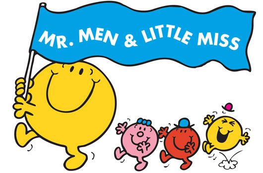 mr. men and little miss picture
