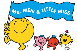 Mr. Men and Little Miss Technology Integration Activity