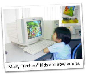 Students need technology skills