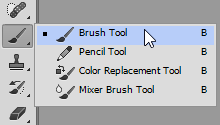 Brush Tool Photoshop CC