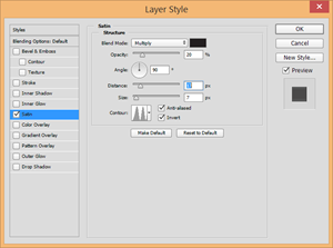 layer style photoshop cc
