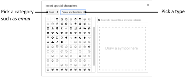 Custom Bullets In Google Docs TechnoKids Blog - Create checklist in google docs