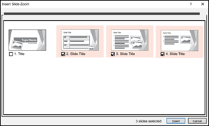Zoom Tool in PowerPoint for Awesome Presentations Part 1