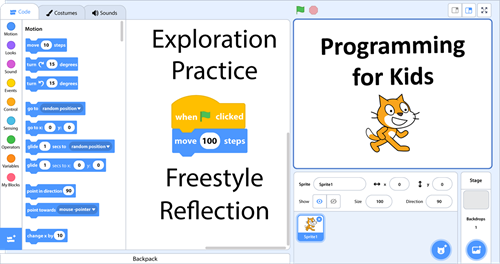 coding lessons for scratch 3