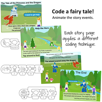 storytelling and coding