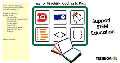 tips for teaching coding