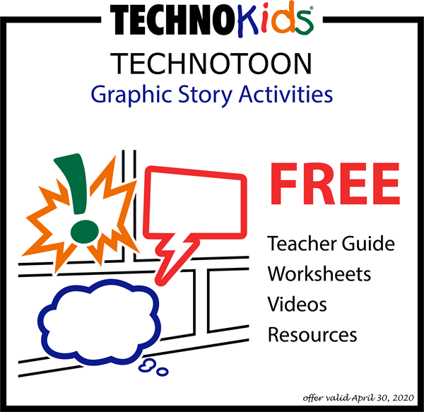 Free Remote Learning Resource Animated Story Unit Technokids Blog