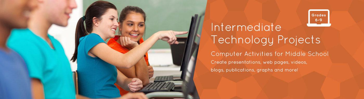 Grades 6-9 - Computer Lesson Plans