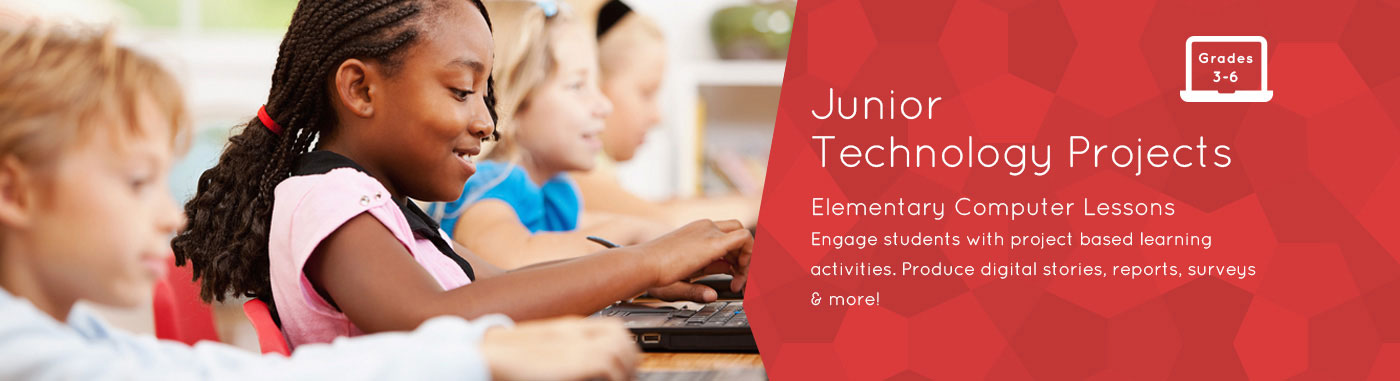 Elementary Computer Lessons, Google Apps MS Office Activities