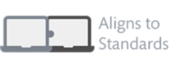 Aligns to Standards logo