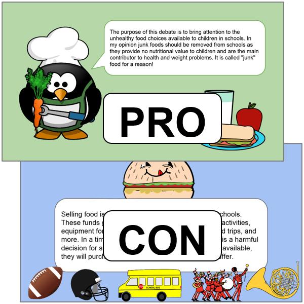 Host a Classroom Debate