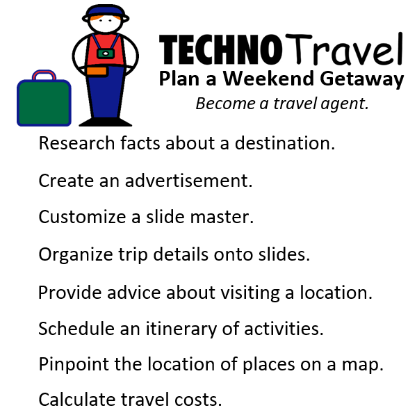 Fun Travel and Tourism Lesson Plans