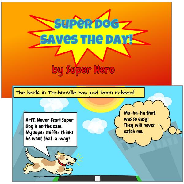 Digital Storytelling Activities