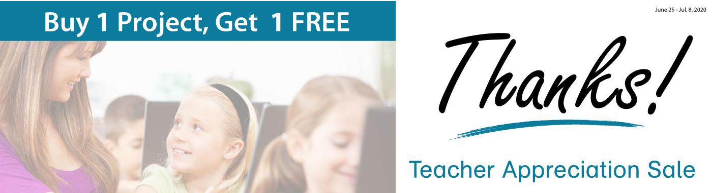 Poster for - Teacher Appreciation