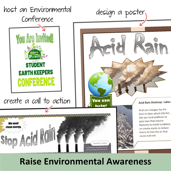 Create Publications to Raise Awareness