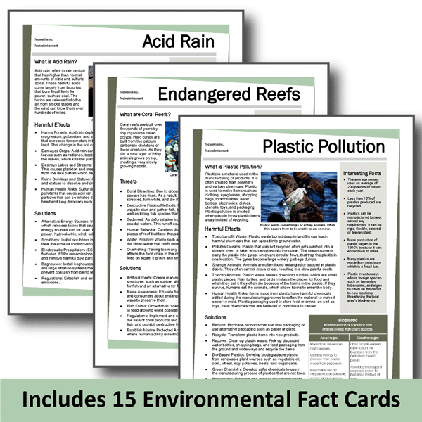 Research Using Easy to Understand Fact Cards