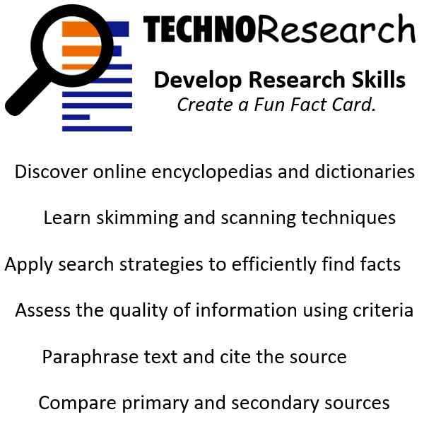 Teaching Research Skills