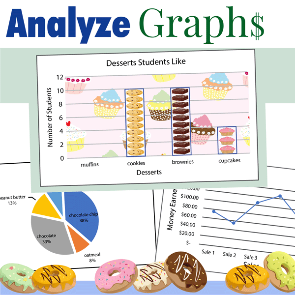 Present Data Visually With Graphs