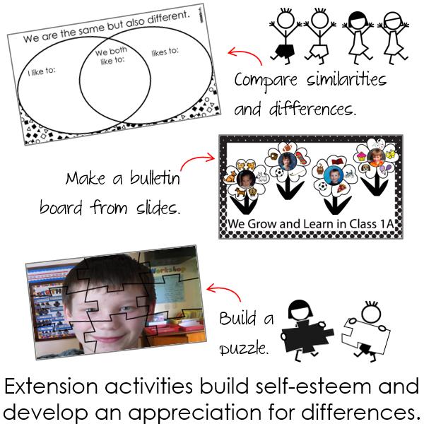 Extension Activities Challenge Students