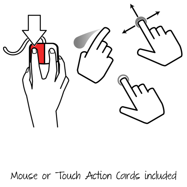 Use Mouse or Touch Actions