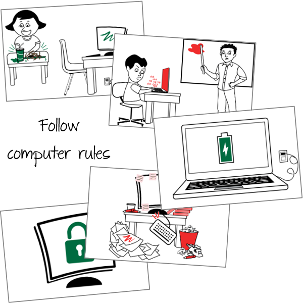 Understand Computer Rules