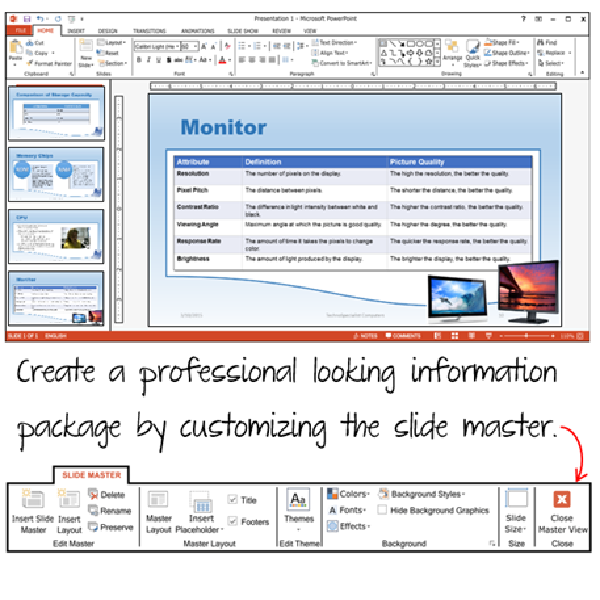 Learn Advanced PowerPoint Skills