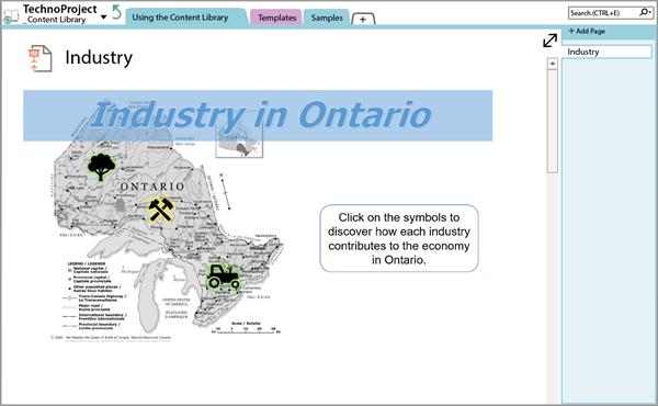Industry Sample