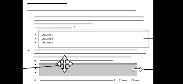 Text Box on OneNote Sheet