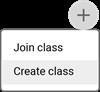 create class