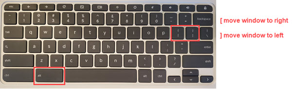 keyboard chromebook