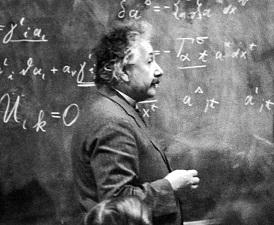 Albert Einstein Teaching